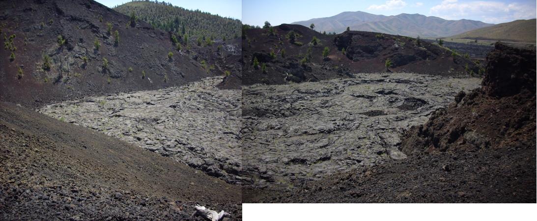 North Crater