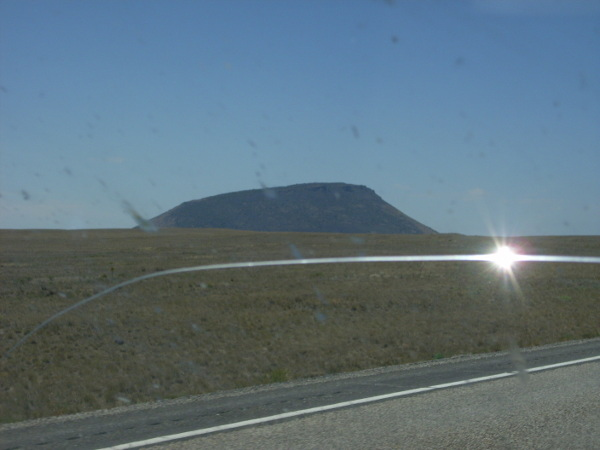 Middle Butte