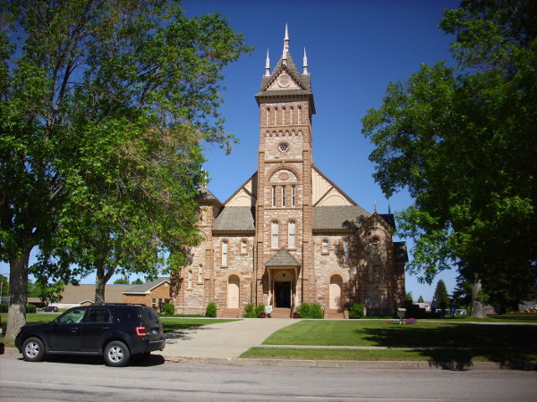 Bear Lake Tabernacle