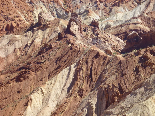 Center of Upheaval Dome