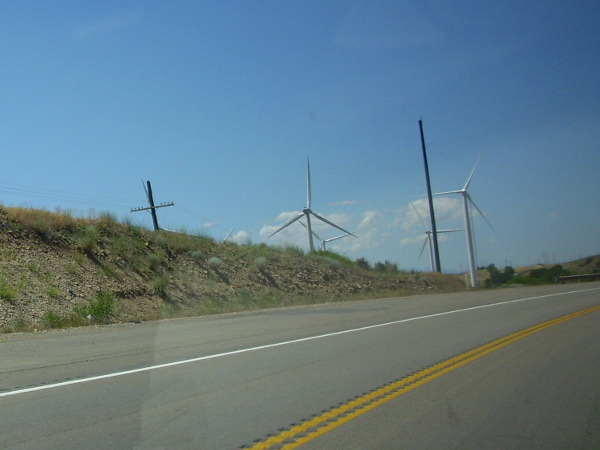 Tilting with windmills