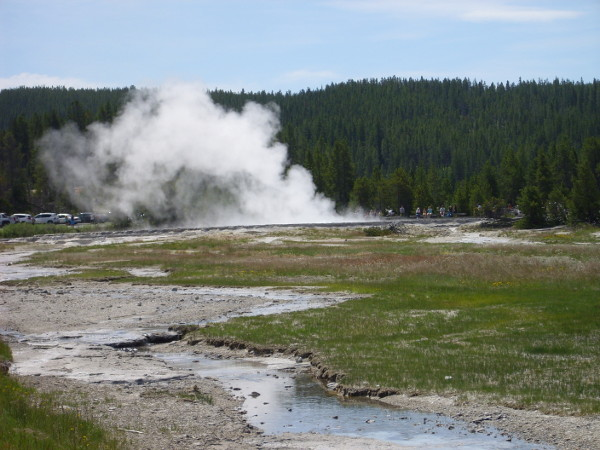 Grand Fountain Geyser