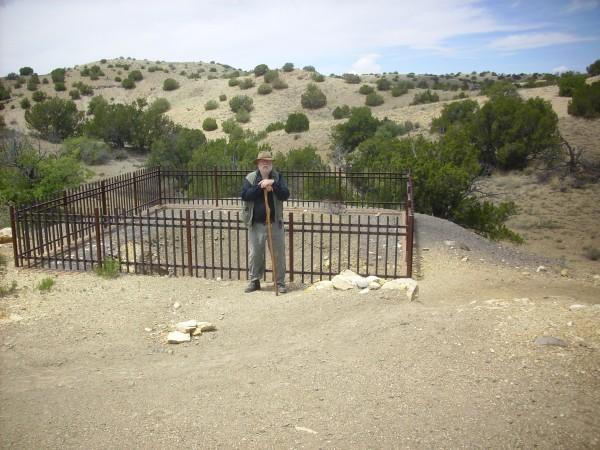Bruce and manganese mine