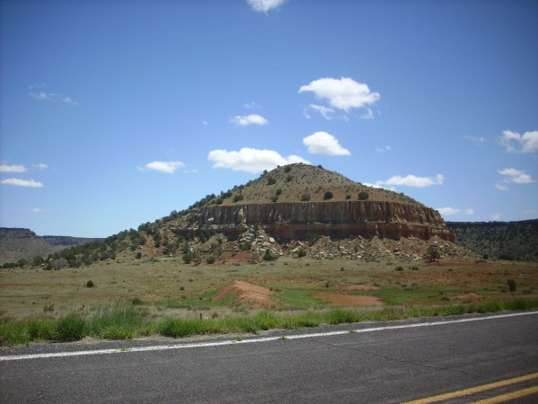 Wedding Cake Butte