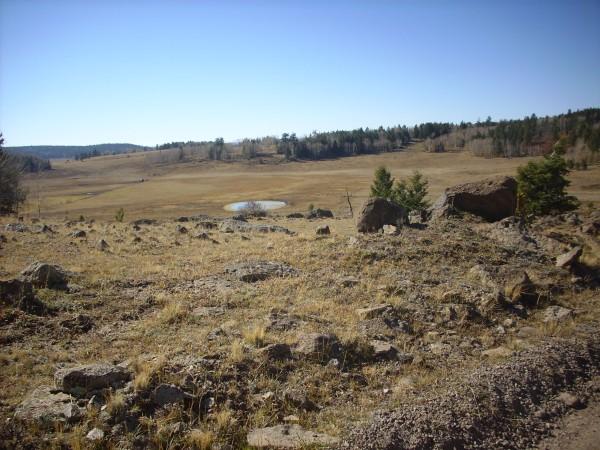 La Grulla Plateau