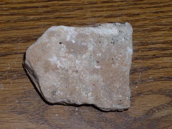 Shinarump sandstone