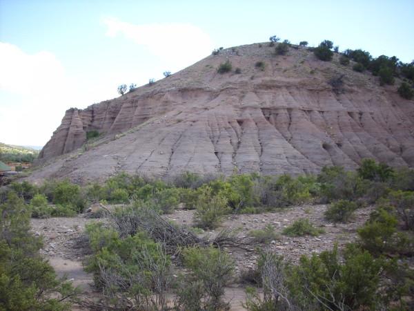 Los Pinos Formation