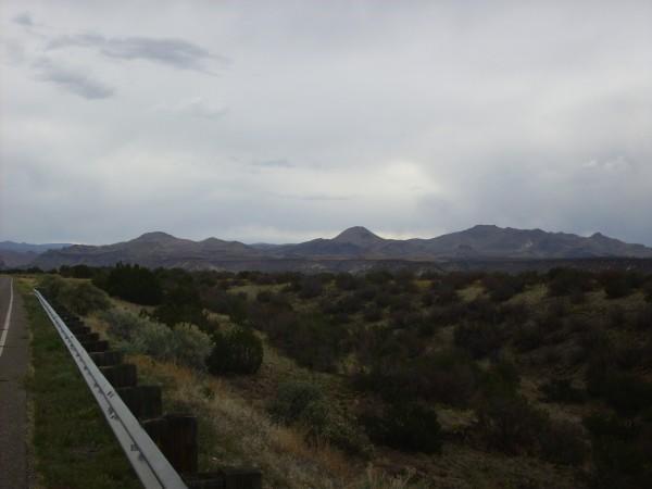 San Miguel Mountains