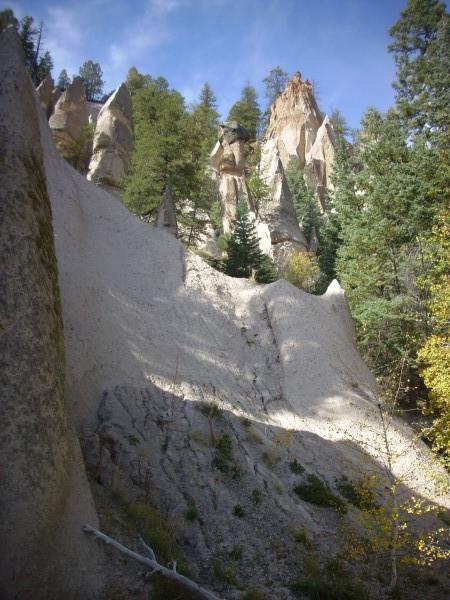 La Cueva hoodoo