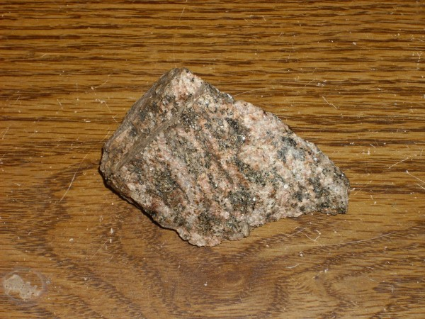 San Miguel Gneiss sample